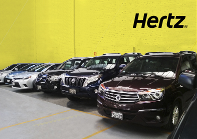 Hertz Car Rental Cusco